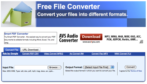 17 free online file conversion services sitepoint - Works to office converter ...