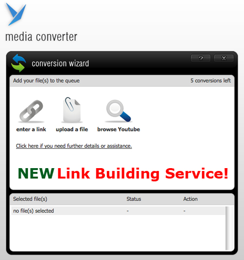 free file converter software and online services