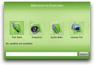 evernote notebooks