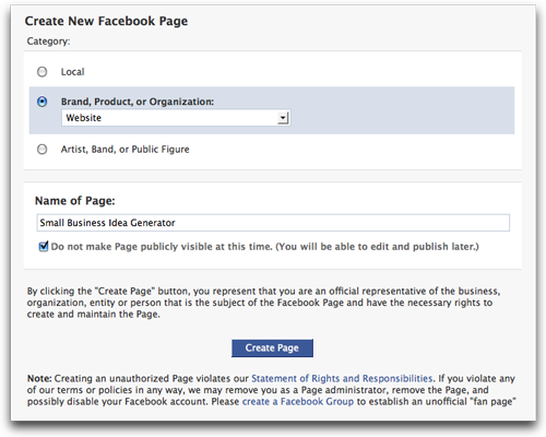 12 Reasons You Need a Facebook Fan Page and 5 Easy Steps for