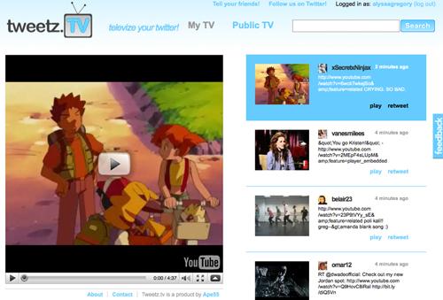 Tweetz TV