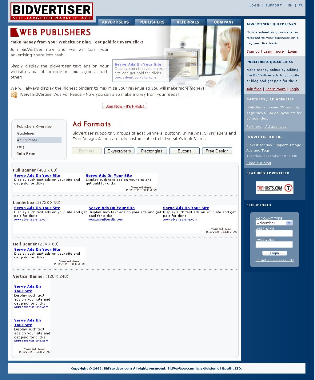 11 Contextual Ad Alternatives to Google AdSense — SitePoint