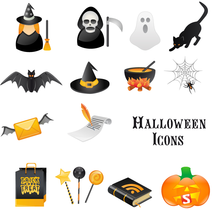 19 Spooky Icon Sets For Halloween — SitePoint