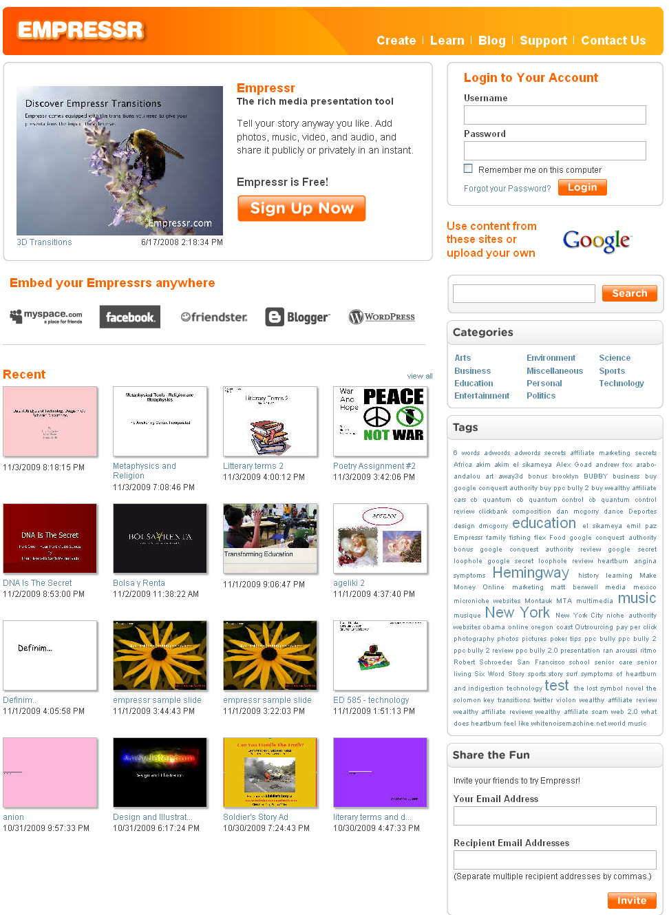 Online Powerpoint Presentation on Free Online Alternive To Powerpoint ...